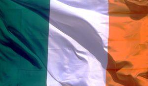 WAVING FLAG IRELAND